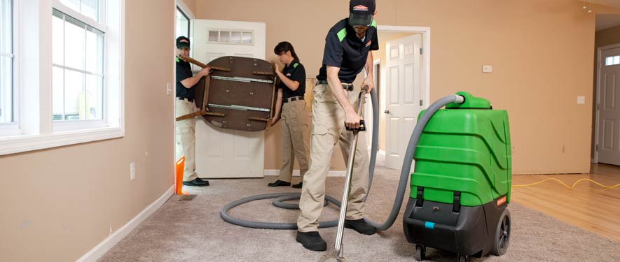 Mason City, IA residential restoration cleaning
